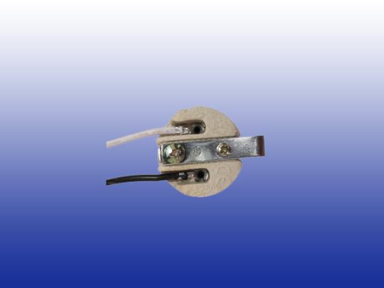 Soquete Cônico RCI E27 com fio e suporte - F519-CFS